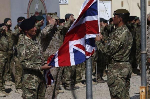 انگلیس کشته شدن نظامی خود در حمله راکتی عراق را تائید کرد