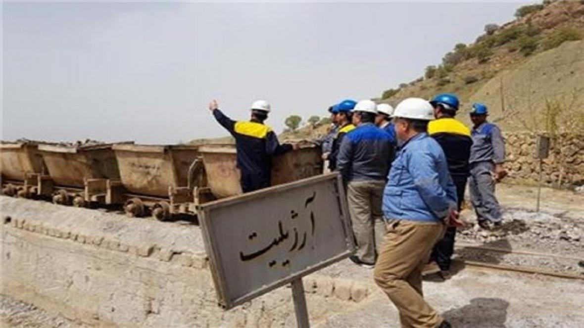 استخراج 10 هزار تن خاک نسوز در چهارمحال و بختیاری