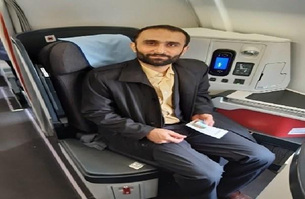 جلال روح الله نژاد از زندان فرانسه آزاد شد