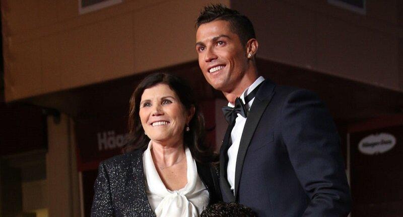 مادر رونالدو پس از بهبودی از بیمارستان مرخص شد