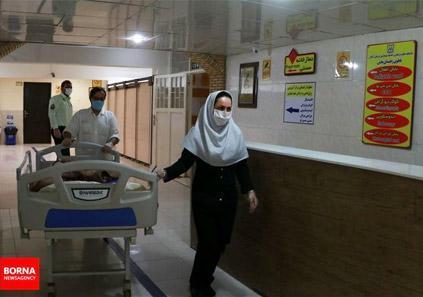 آمار بستری و فوتی خوزستان بر اثر مسمومیت الکل