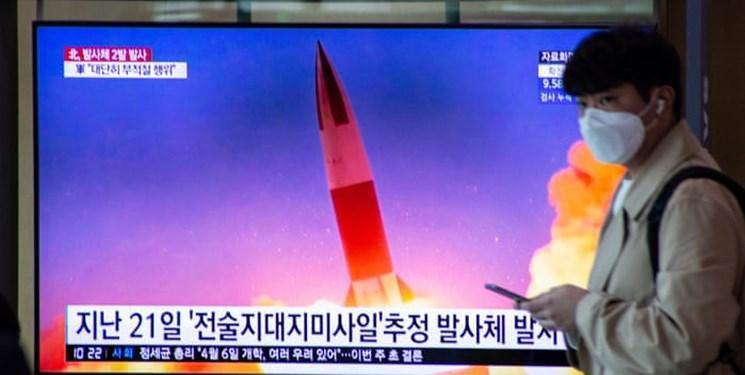 موشک های شلیک شده توسط کره شمالی، بالستیک کوتاه برد بودند