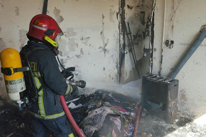 خبرنگاران انفجار ناشی از نشت گاز در جغتای 2 مجروح داشت