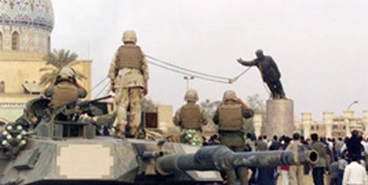 هفدهمین سالگرد اشغال بغداد و ادامه حضور اشغالگر آمریکایی