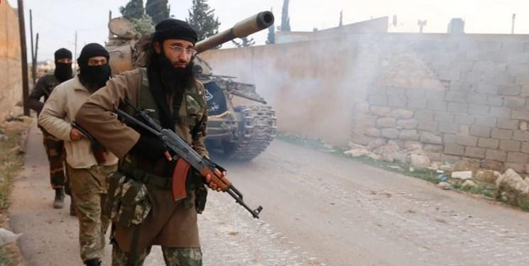 حمله عناصر داعش به یک پایگاه نظامی در غرب عراق