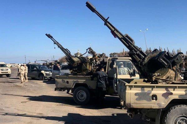 عقب نشینی نیروهای تحت حمایت عربستان و امارات از شهرهای غربی لیبی