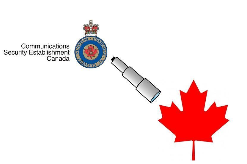 مسافران گرامی! آژانس جاسوسى الکترونیک کانادا در تعقیب شماست!