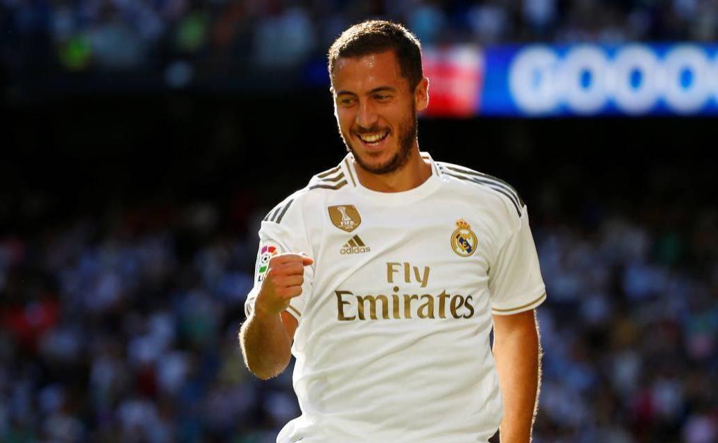 بازگشت رویایی هازارد به رئال مادرید
