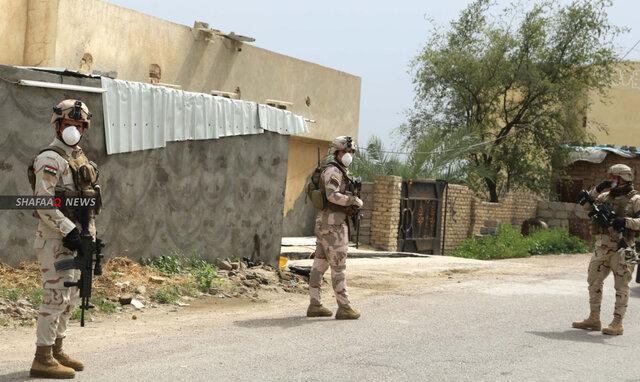 حشد شعبی در دیالی 15 داعشی را از پا درآورد، جنایت جدید داعش در خانقین