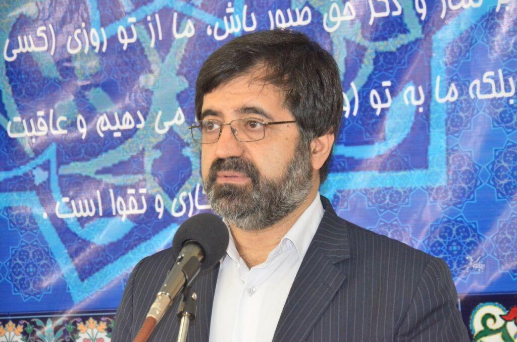 خبرنگاران رشد اقتصادی استان باشناخت کامل هدف گذاری شود