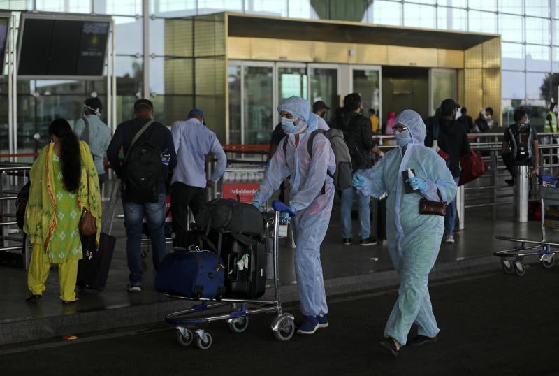 بالاترین آمار مبتلایان به کرونا در هند گزارش شد