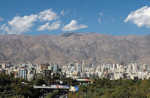 خبرنگاران هوای تهران در سوم خرداد سالم است