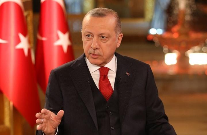 اردوغان: جنگ در لیبی تا تسلط بر سرت ادامه دارد