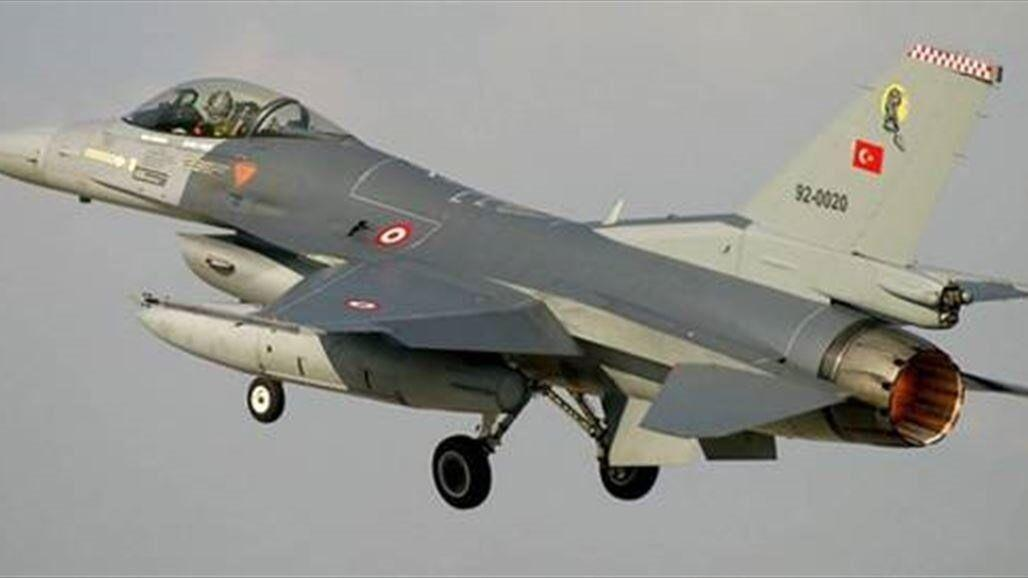 خبرنگاران ترکیه بار دیگر شمال عراق را هدف حملات هوایی قرار داد