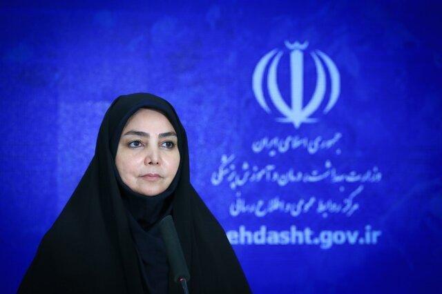 آخرین آمار کووید 19 در ایران، تست کرونای 2573 نفر دیگر مثبت شد