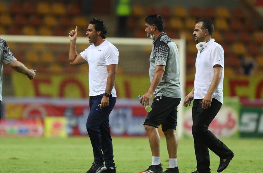 باشگاه استقلال تهدید به کناره گیری از لیگ کرد