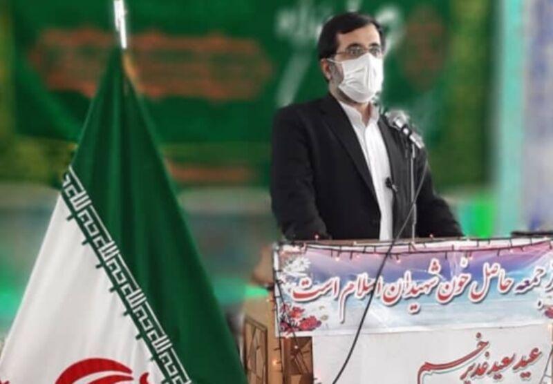 خبرنگاران استاندار اردبیل: غدیر خم متعلق به بشریت است