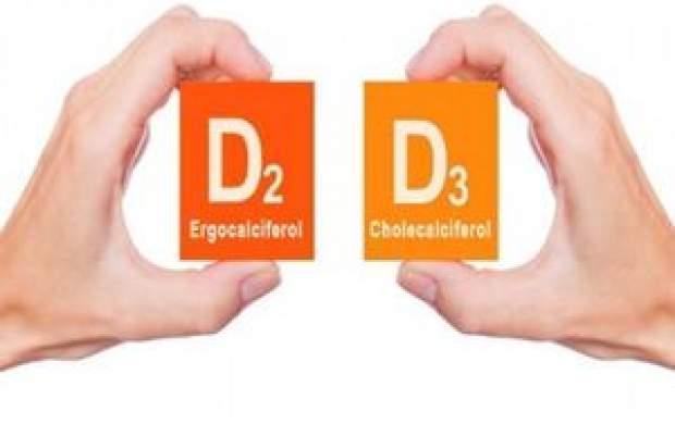 فرق ویتامین D 2 و D 3 در چیست؟