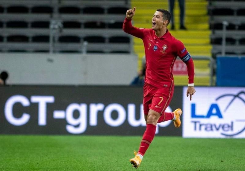 برد پرتغال مقابل سوئد با 101 گله شدن رونالدو، جشنواره گل فرانسه و بلژیک