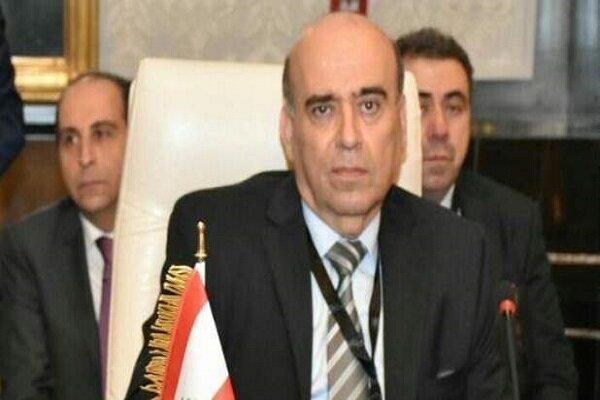 دیدار شربل وهبه با فرستاده سازمان ملل در امور لبنان