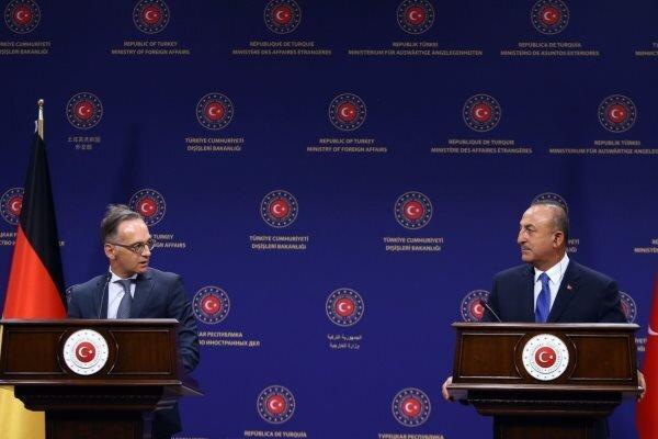 آلمان: ترکیه و یونان با آتش بازی می نمایند