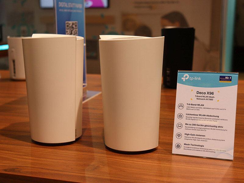 یک محصول انقلابی از تی پی لینک: همزمان مودم 5G، روتر وای فای 6 و سیستم مش وای فای