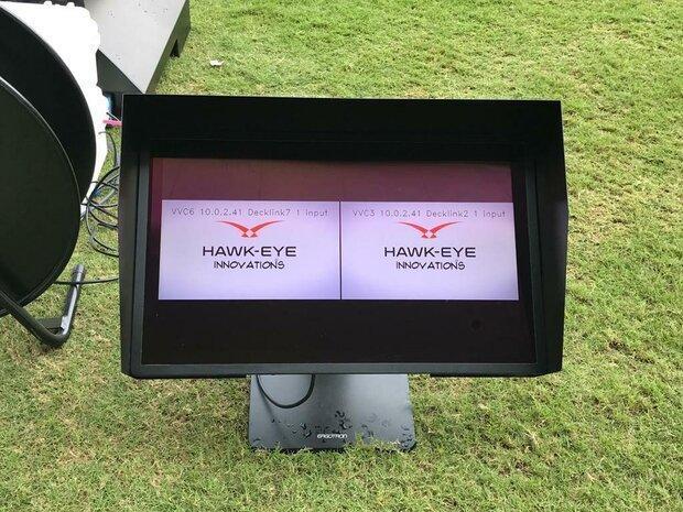 سیستم کمک داور ویدئویی قبل از مرحله یک چهارم نهایی نصب شد