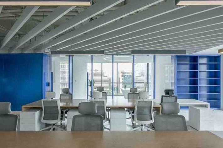 6 اصل مهم در طراحی دفتر کار حرفه ای!