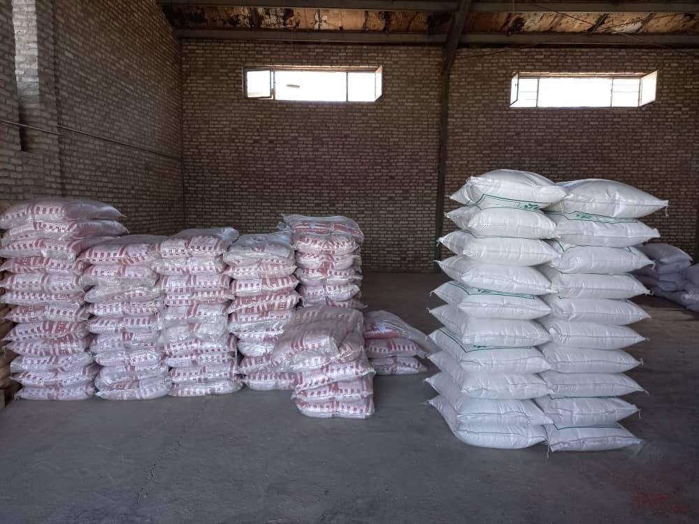 توزیع شکر و برنج با قیمت مصوب دولتی در شهرستان میامی
