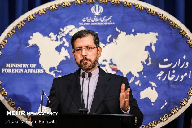 خطیب زاده: منابع ایران در چین بلوکه نیست، بعضی جنگ سایبری علیه ماراه انداختند