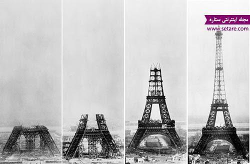 همه چیز درباره برج ایفل (عکس، تاریخچه و ارتفاع برج ایفل)