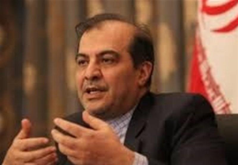 دستیار ارشد ظریف و نماینده ویژه سازمان ملل در امور سوریه رایزنی کردند