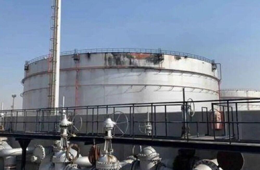 عربستان از بروز نقص فنی در تاسیسات نفتی آرامکو در مرز یمن خبر داد