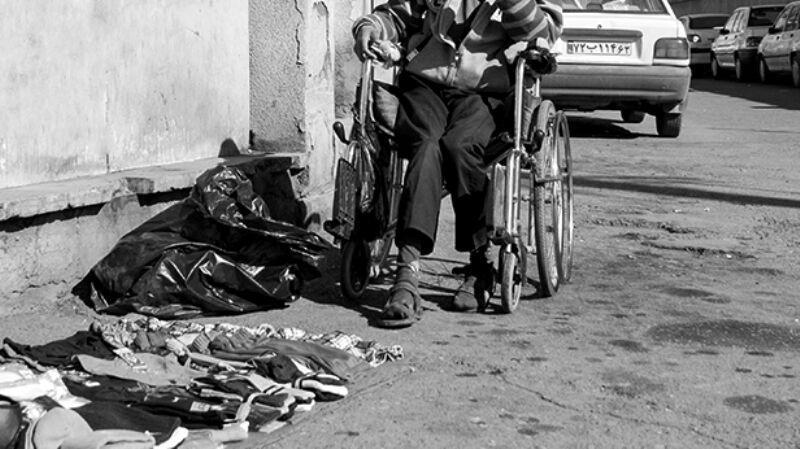خبرنگاران رنج روزافزون کرونا برای معلولان