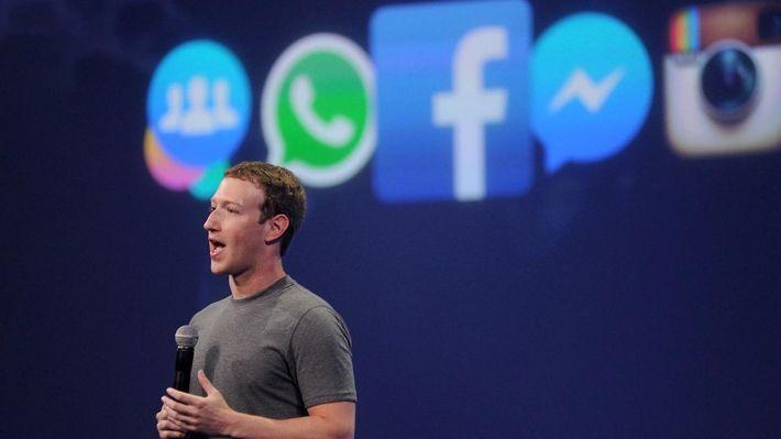 اتهام مدیرعامل فیس&zwnjبوک؛ تصاحب غیرقانونی اینستاگرام و واتساب
