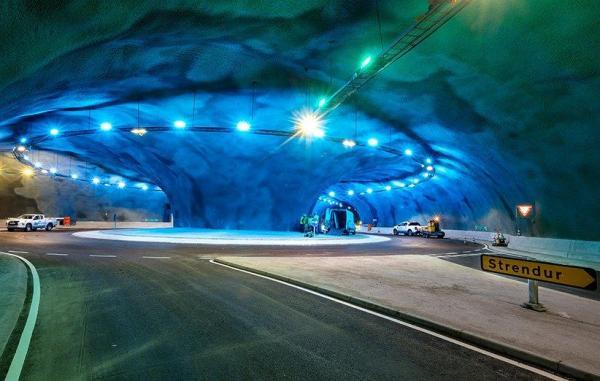 تونل زیردریایی دانمارک سفر یک ساعته را به یک ربع کاهش می دهد