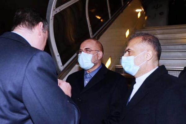 جمهوری اسلامی: قالیباف باید سفرش به روسیه را لغو می کرد