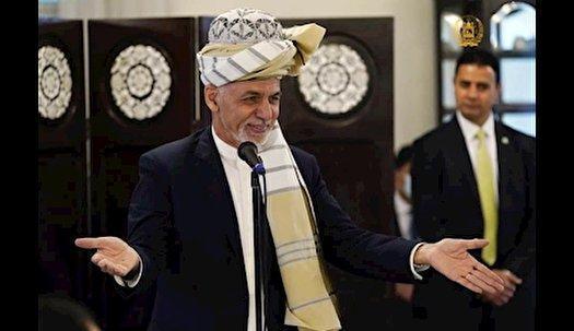 اشرف غنی: پاکستان جنگ اعلام نشده در برابر افغانستان را سرانجام دهد