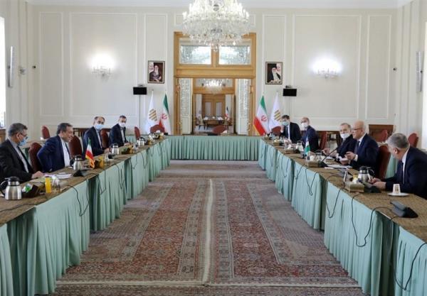 برگزاری رایزنی های سیاسی بین جمهوری اسلامی ایران و جمهوری ازبکستان