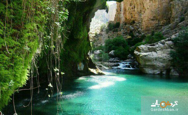 کدام شهر ایران لقب آبشار های خروشان را گرفته است؟