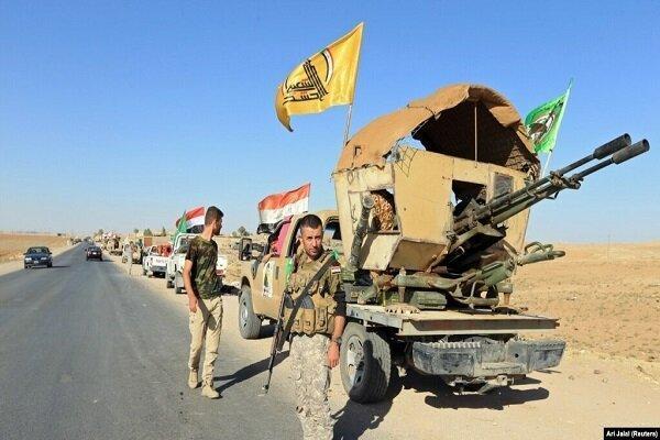 حشد شعبی نقشه داعش برای اقدام تروریستی در نینوارا ناکام گذاشت