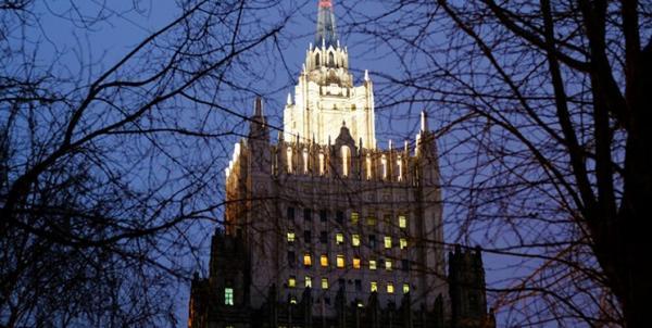 مسکو: 20 دیپلمات جمهوری چک همین امشب روسیه را باید ترک نمایند