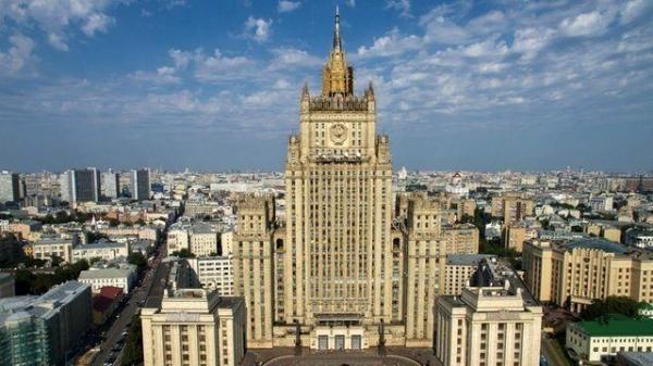 روسیه کارمند سفارت اوکراین را اخراج کرد