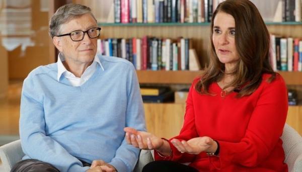 سهم همسر گیتس پس از طلاق تعیین شد