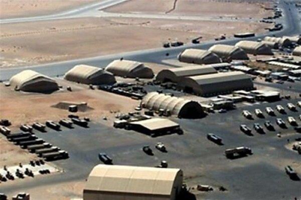 پایگاه عین الاسد در استان الأنبار عراق هدف حمله راکتی نهاده شد