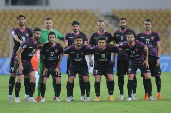 ترکیب پرسپولیس برای ملاقات با الوحده امارات اعلام شد