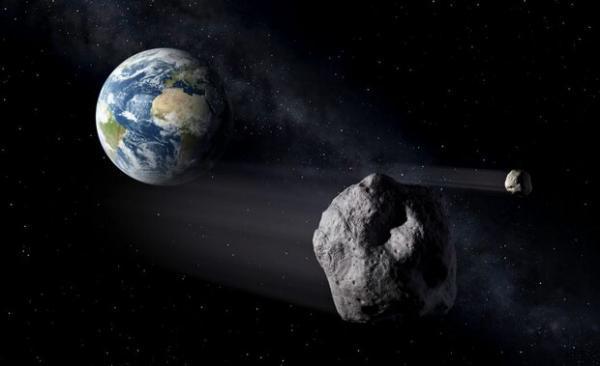 سیارک گرانقیمت، توده سنگ و خاک از آب عایدی!