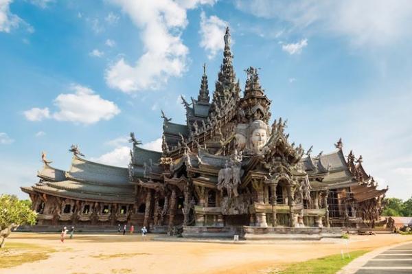 زیباترین معابد تایلند