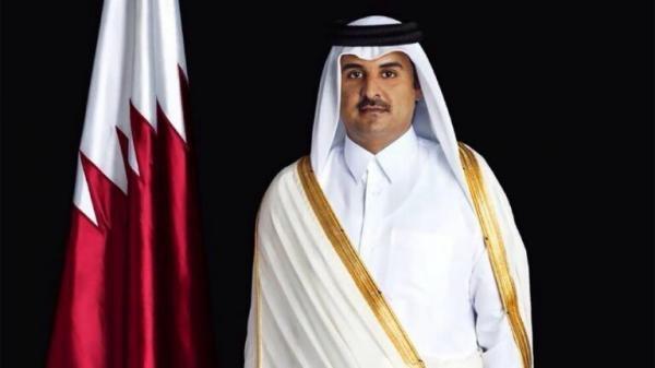 پیغام مکتوب امیر قطر به رئیس جمهور افغانستان