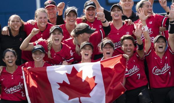 تا کنون برنده 9 مدال مسابقات المپیک توکیو، زنان کانادایی بوده اند